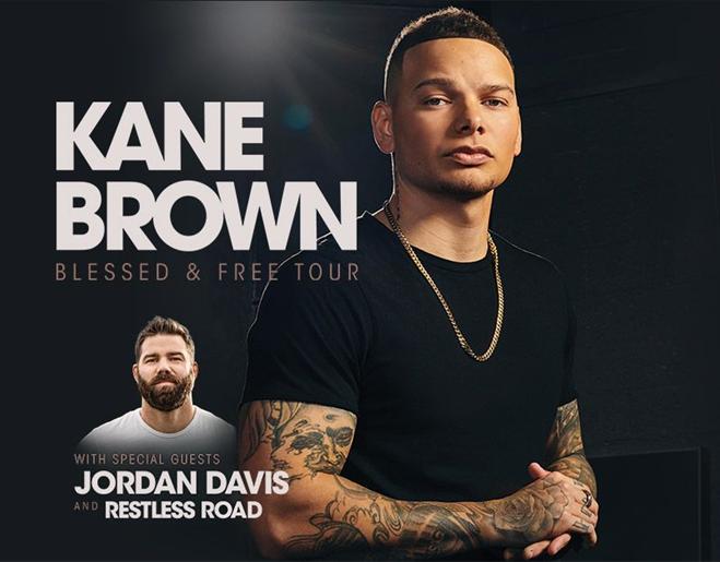 Win Kane Brown tickets this KANE-TOBER!