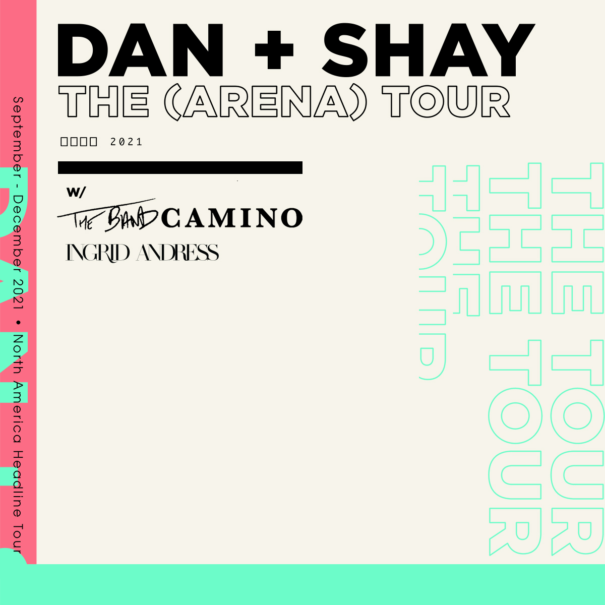 Win Dan + Shay Tickets