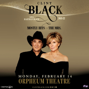 Win CLINT BLACK Tickets