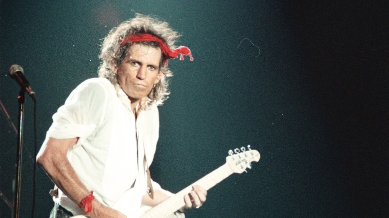 Keith Richards' first solo album in 20 years