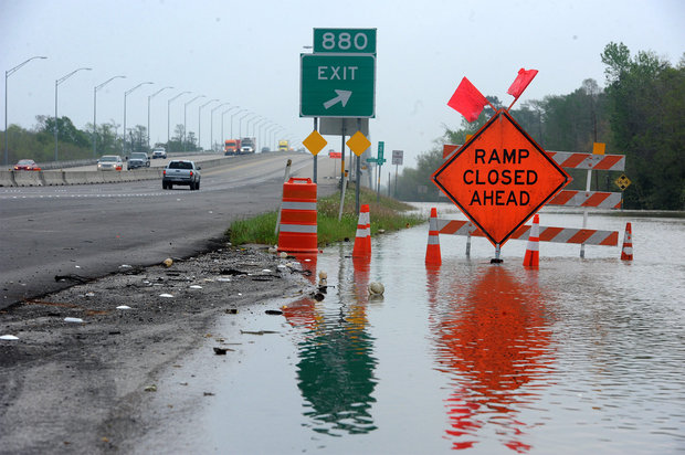 Latest up to date road closures and openings