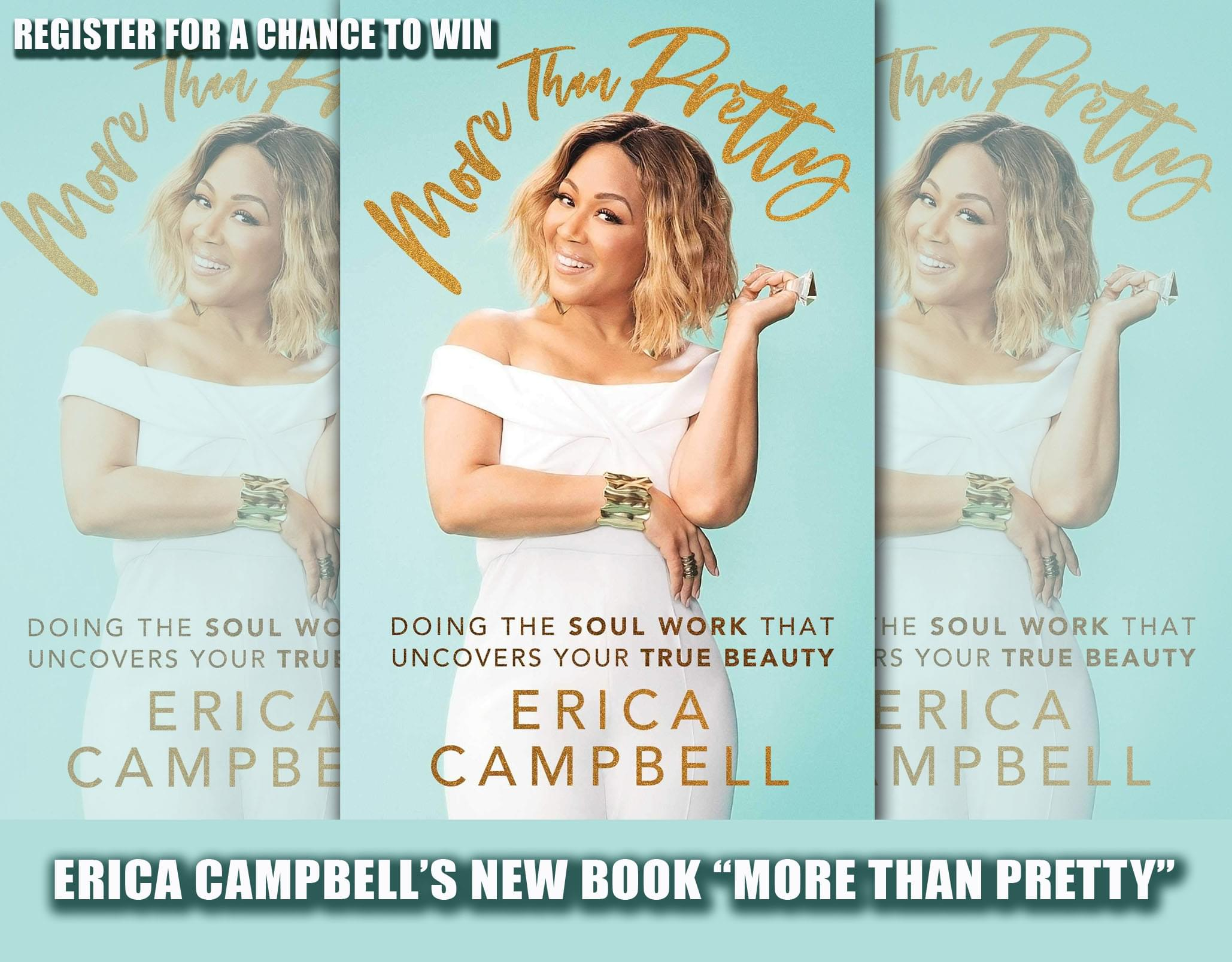 Register to Win Erica Campbell's New Book