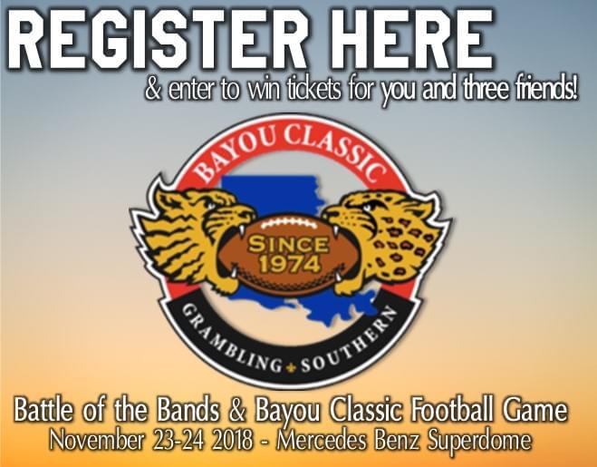 Win Bayou Classic Tickets
