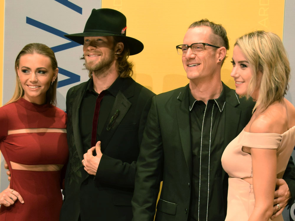 Florida Georgia Line's Brian Kelley and Tyler Hubbard Find Inspiration in Their Wives