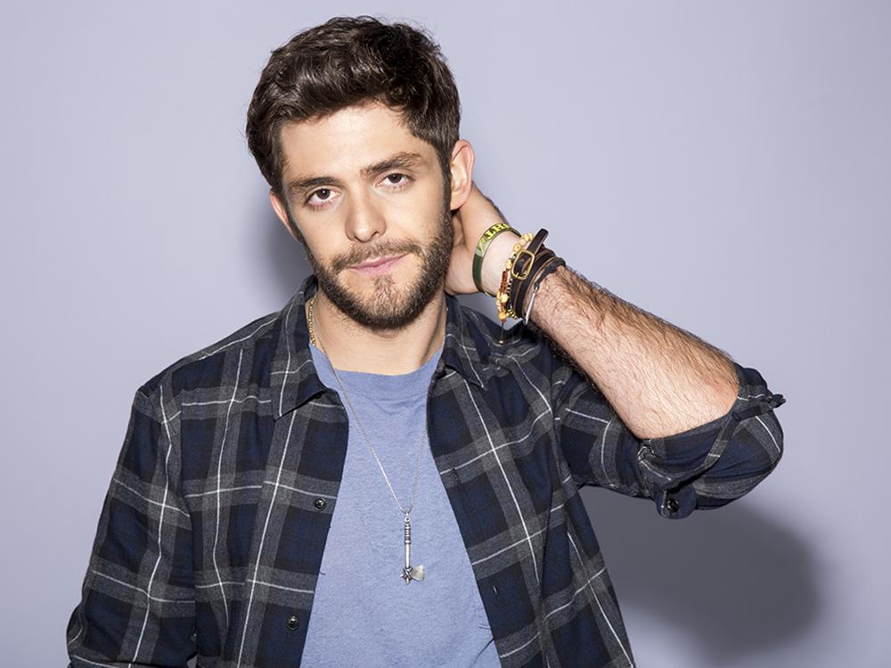 """Thomas Rhett Joins Mariah Carey, DNCE and Gloria Estefan for """"Dick Clark's New Year's Rockin' Eve With Ryan Seacrest 2017"""""""