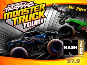 Monster Trucks are Back in Lake Charles