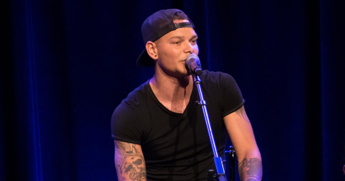"""Watch Kane Brown Celebrate Father's Day With a Special Performance of """"For My Daughter"""""""
