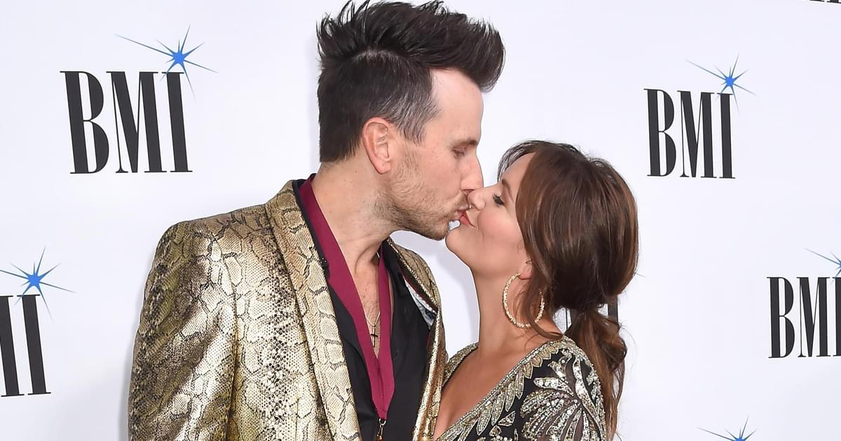 Russell Dickerson & Wife Kailey Welcome Baby Boy