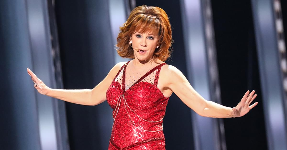 "Watch Reba McEntire's ""Fancy"" New Dance Remix Video"