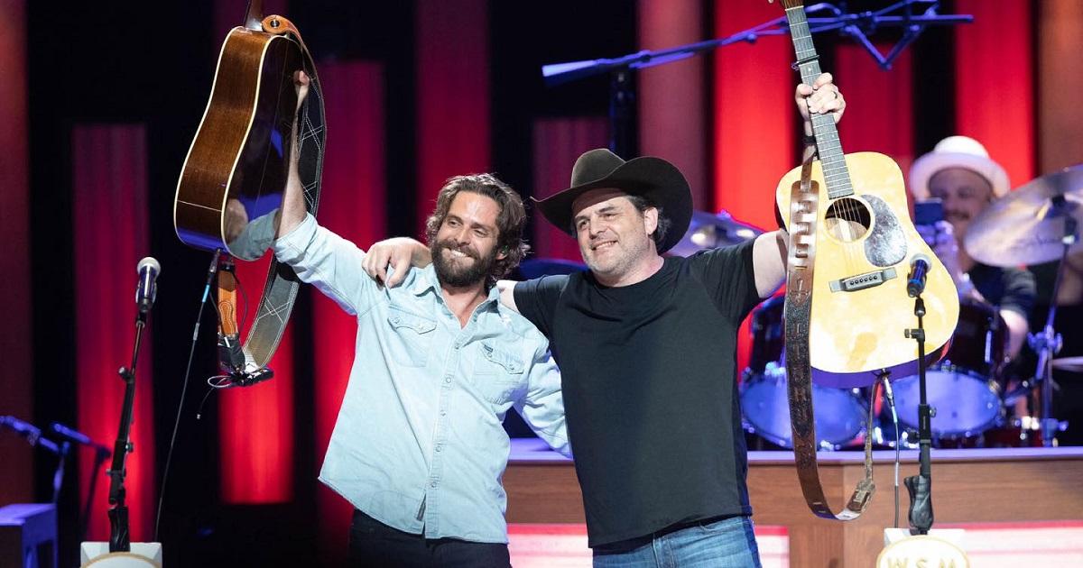 Thomas Rhett & Rhett Akins Debut a Song For Dads