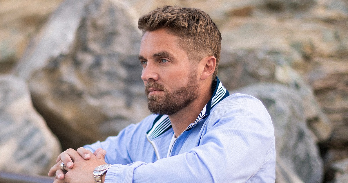 Brett Young Makes Music for Everyone – Not Just Babies