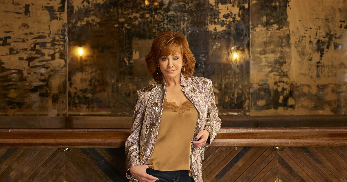 Reba McEntire Gets To Do Something in 2021 That She Didn't Do 20 Years Ago