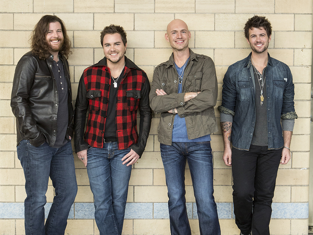 The Guys From Eli Young Band Dish on Their New Single, Being Dads, Dream Collaborations and Regrets