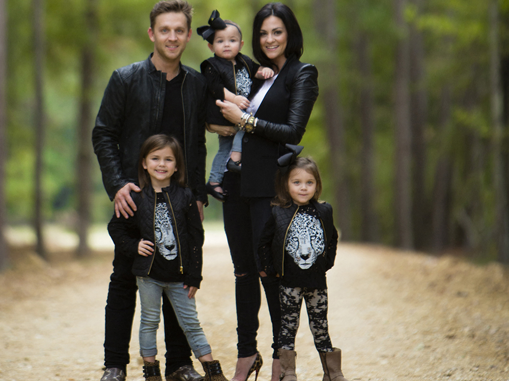 Justin Moore's Three Daughters Have Influence on His New Music and Songwriting