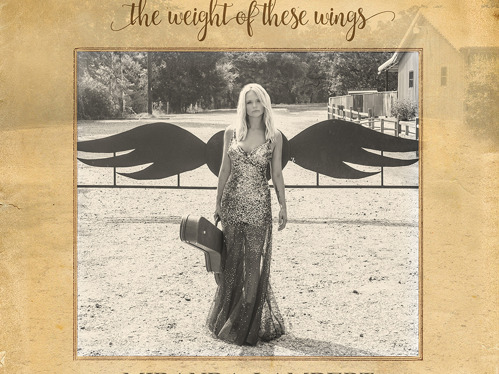 "Miranda Lambert Reveals ""The Weight of These Wings"" Will Be Double Album"