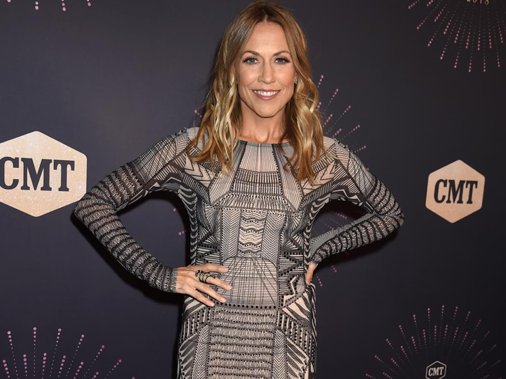 """Sheryl Crow to Release New Johnny Cash Duet, """"Redemption Day"""""""