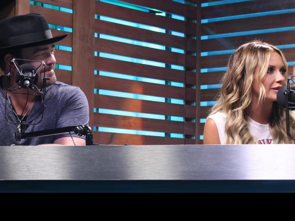 """Carly Pearce and Lee Brice Team Up for Powerful New Single, """"I Hope You're Happy Now"""" [Listen]"""