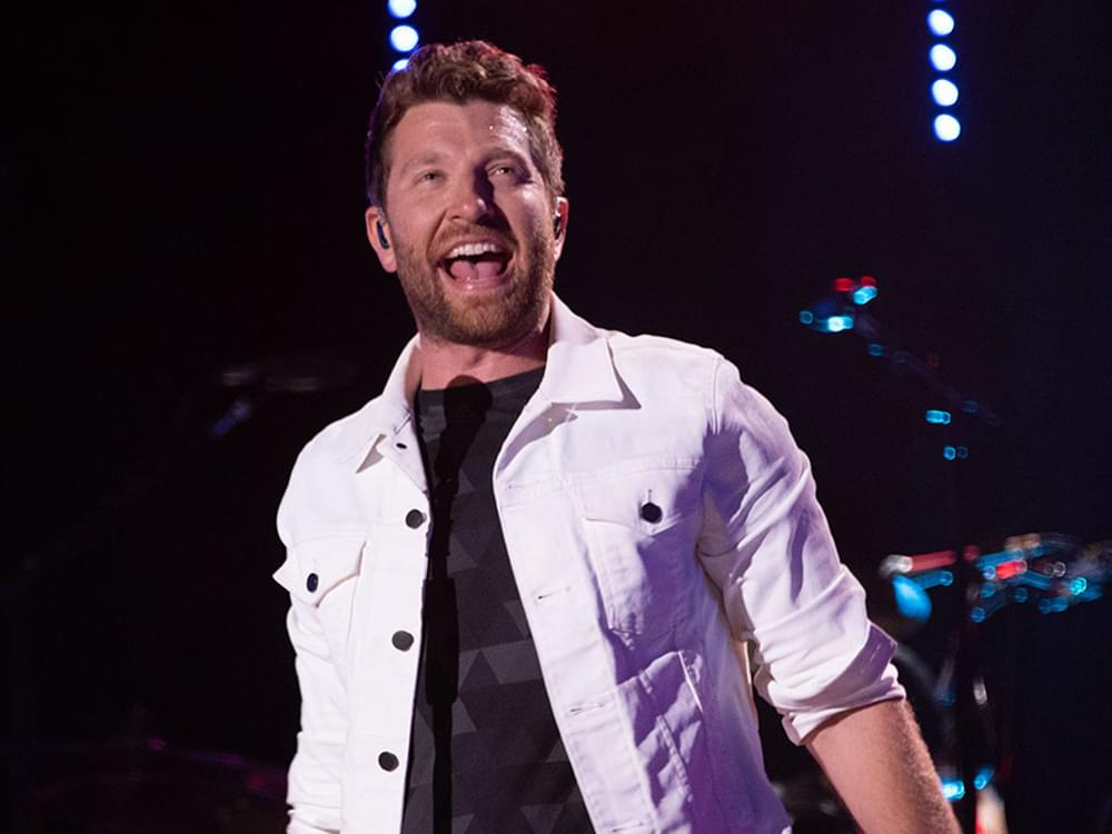 """Brett Eldredge Readies First New Single in Almost Two Years with """"Gabrielle"""""""