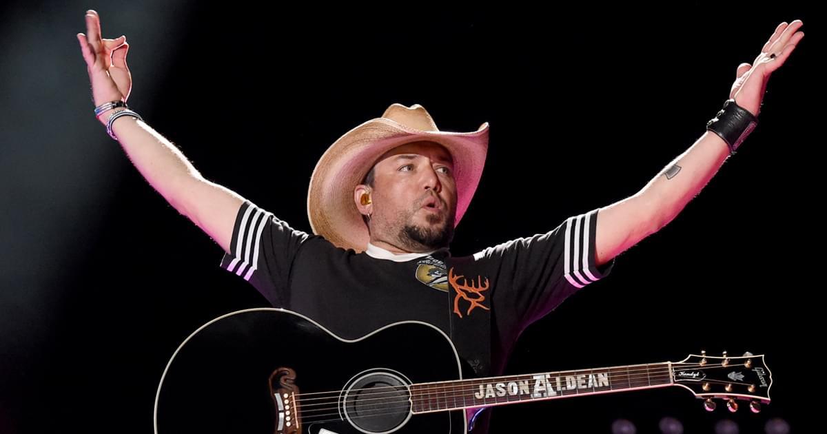 "Jason Aldean Scores 24th No. 1 Single With ""Got What I Got"""