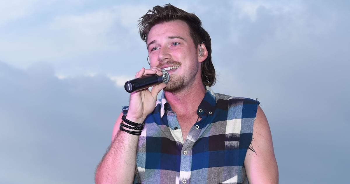 "Morgan Wallen Scores 4th Consecutive No. 1 Single With ""More Than My Hometown"""