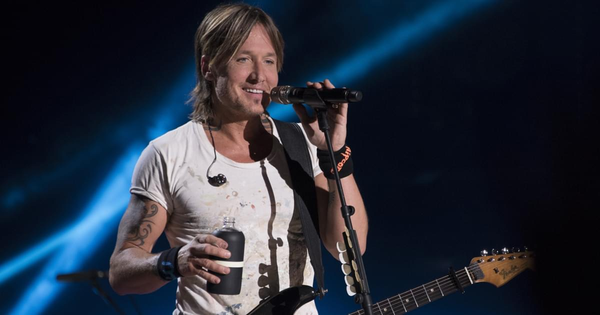 Keith Urban Straight From His Driveway