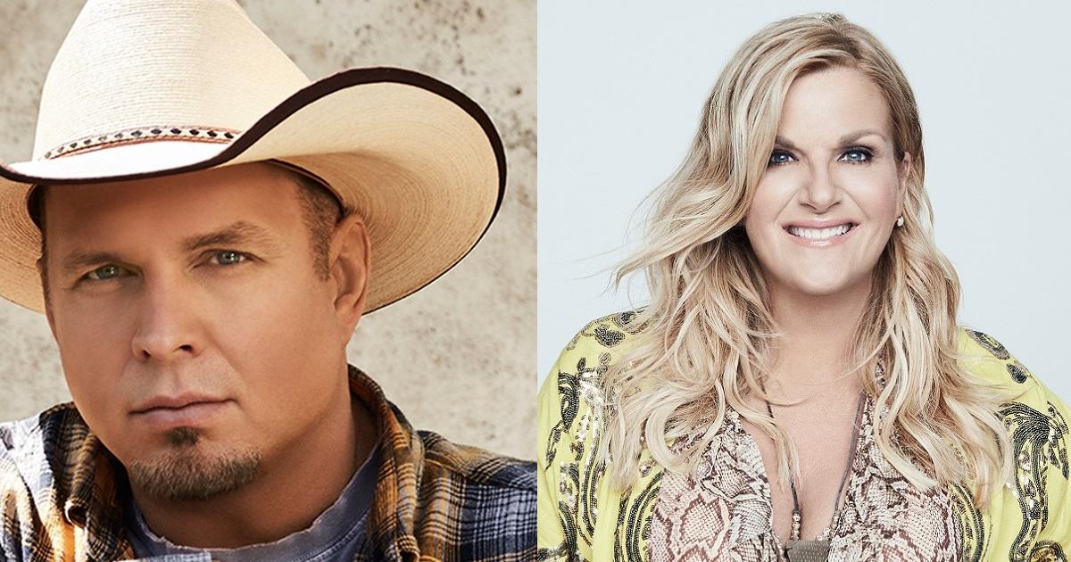 Garth Brooks & Trisha Yearwood Handled Hosting Duties for The Ellen Show
