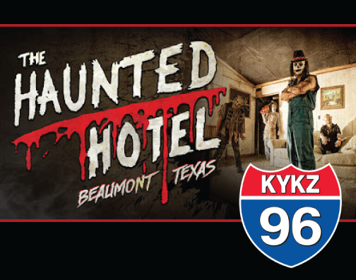 Register Here for Your Chance to Win Tickets to the Haunted Hotel!