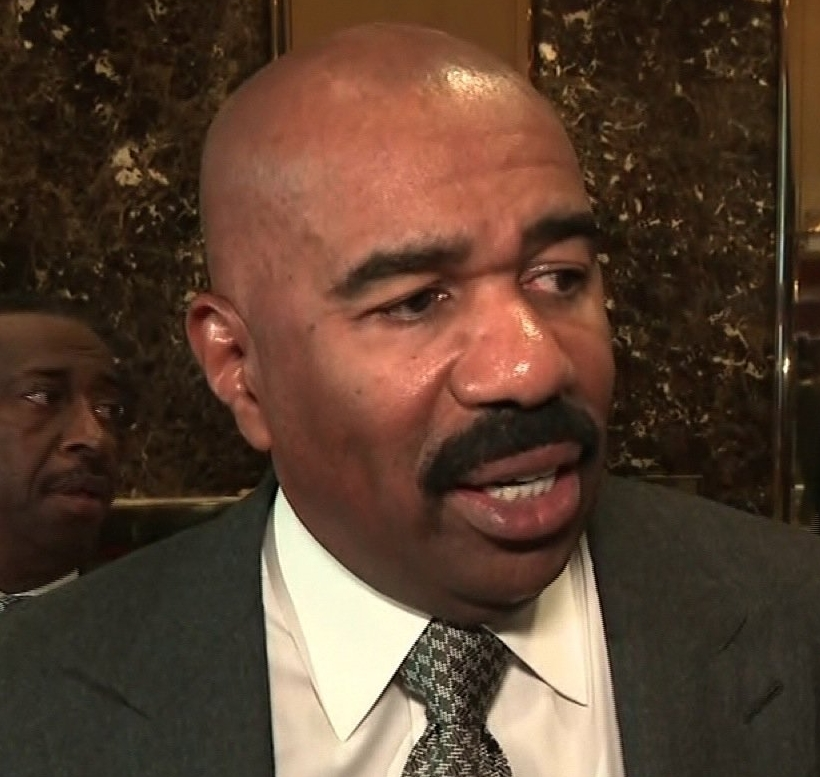 Steve Harvey Is Clapping Back At His Ex-Wife For Her 60 Million Dollar Lawsuit