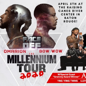 Millennium Tour Coming To Baton Rouge