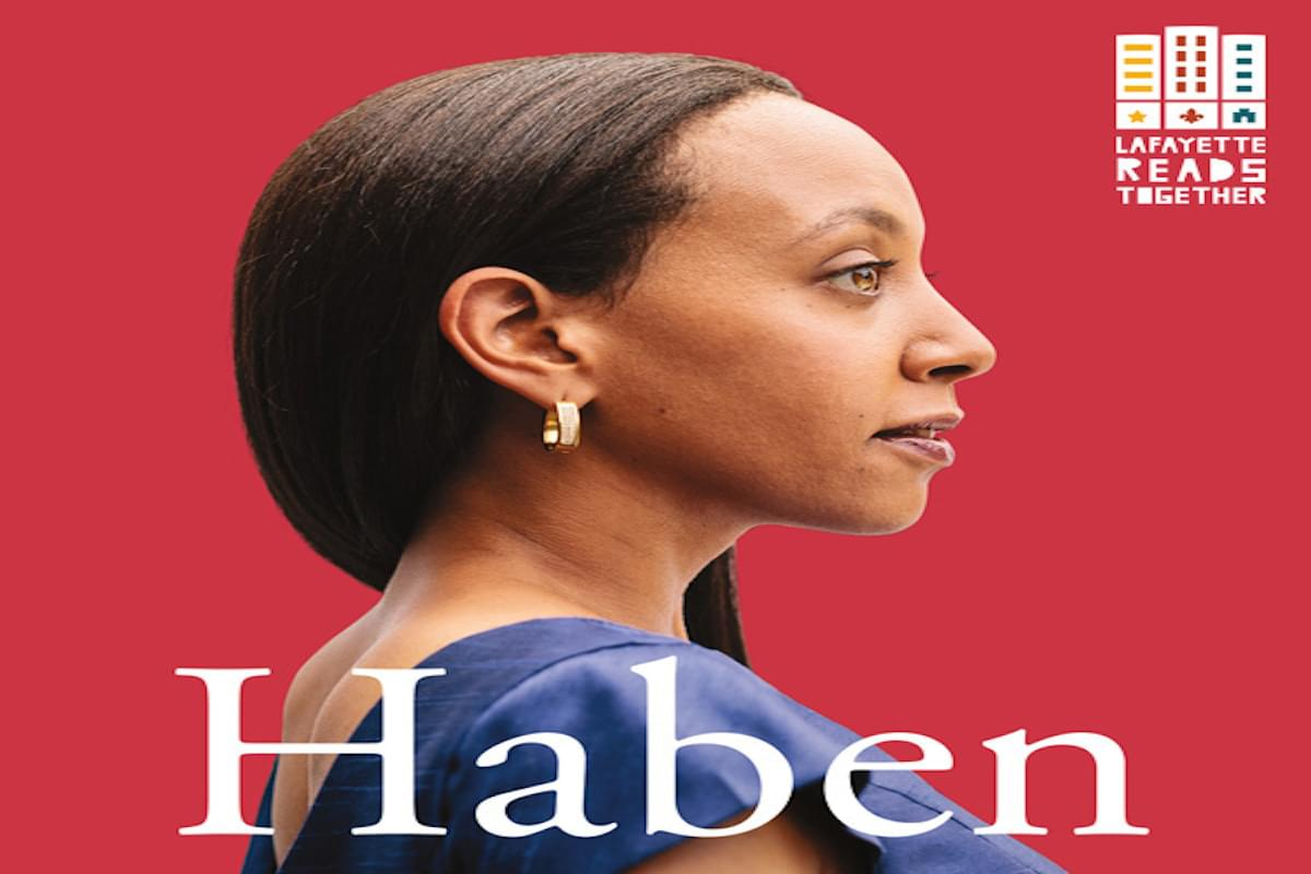 Lafayette Reads Together selects Haben, The Deafblind Woman Who Conquered Harvard Law