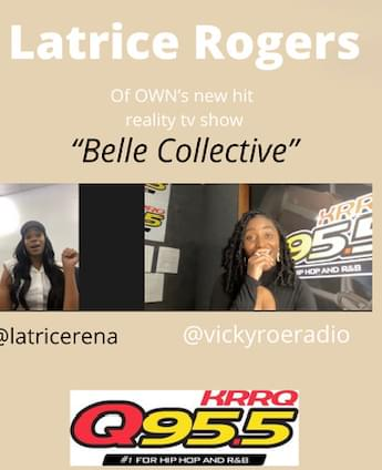 Latrice Rogers of OWN Network's 'Belle Collective' Talks with Vicky Roe