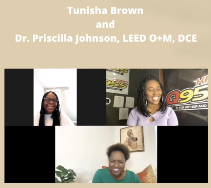 Women's History Month: One on One With Tunisha Brown and Dr. Priscilla Johnson