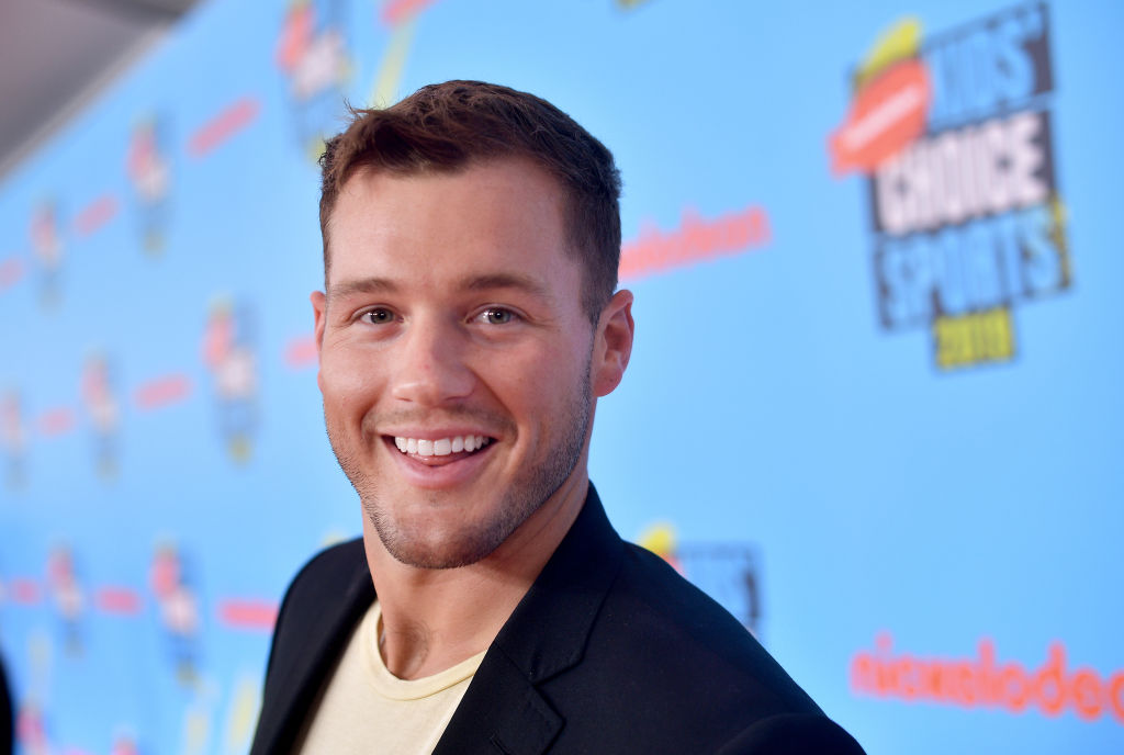 'Bachelor' Star Colton Underwood Reveals …I'M GAY
