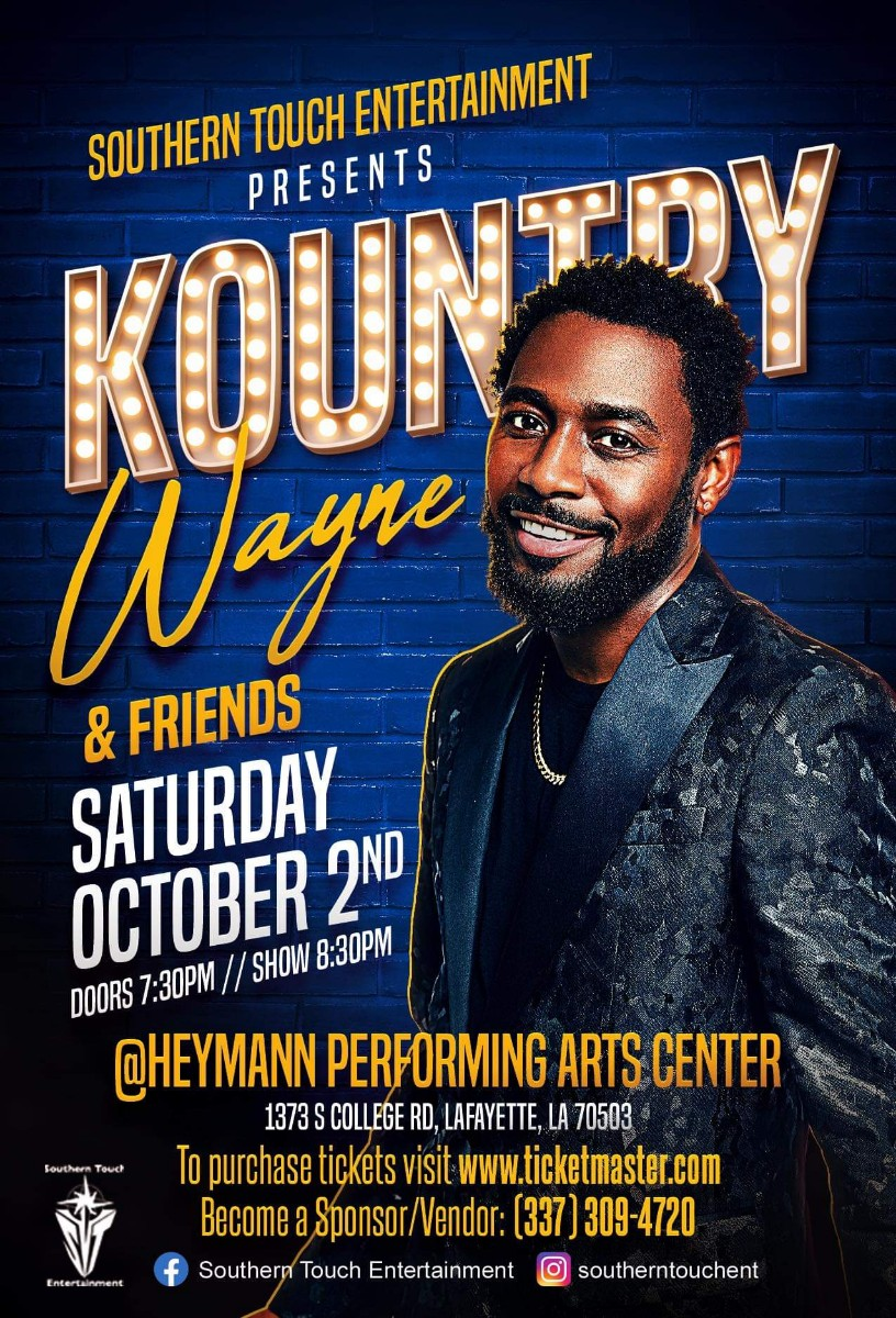 """KRRQ'S """"KOUNTRY WAYNE AND FRIENDS"""" TICKET GIVEAWAY CONTEST OFFICIAL RULES"""
