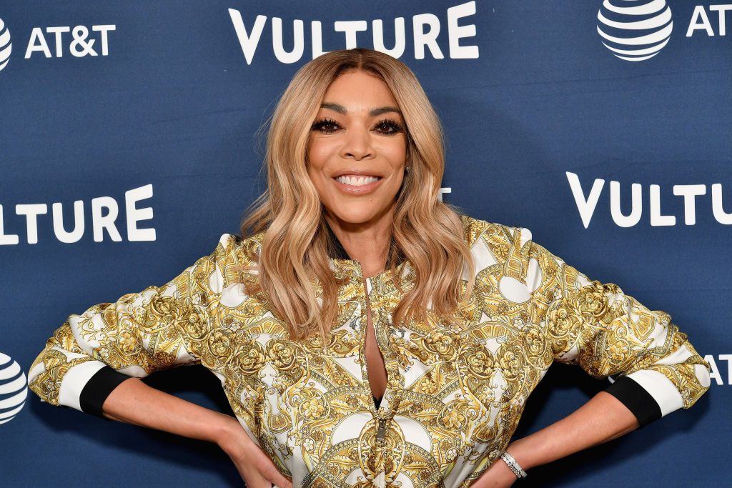 Wendy Williams Spotted Vaping In Wheelchair During Health Crisis