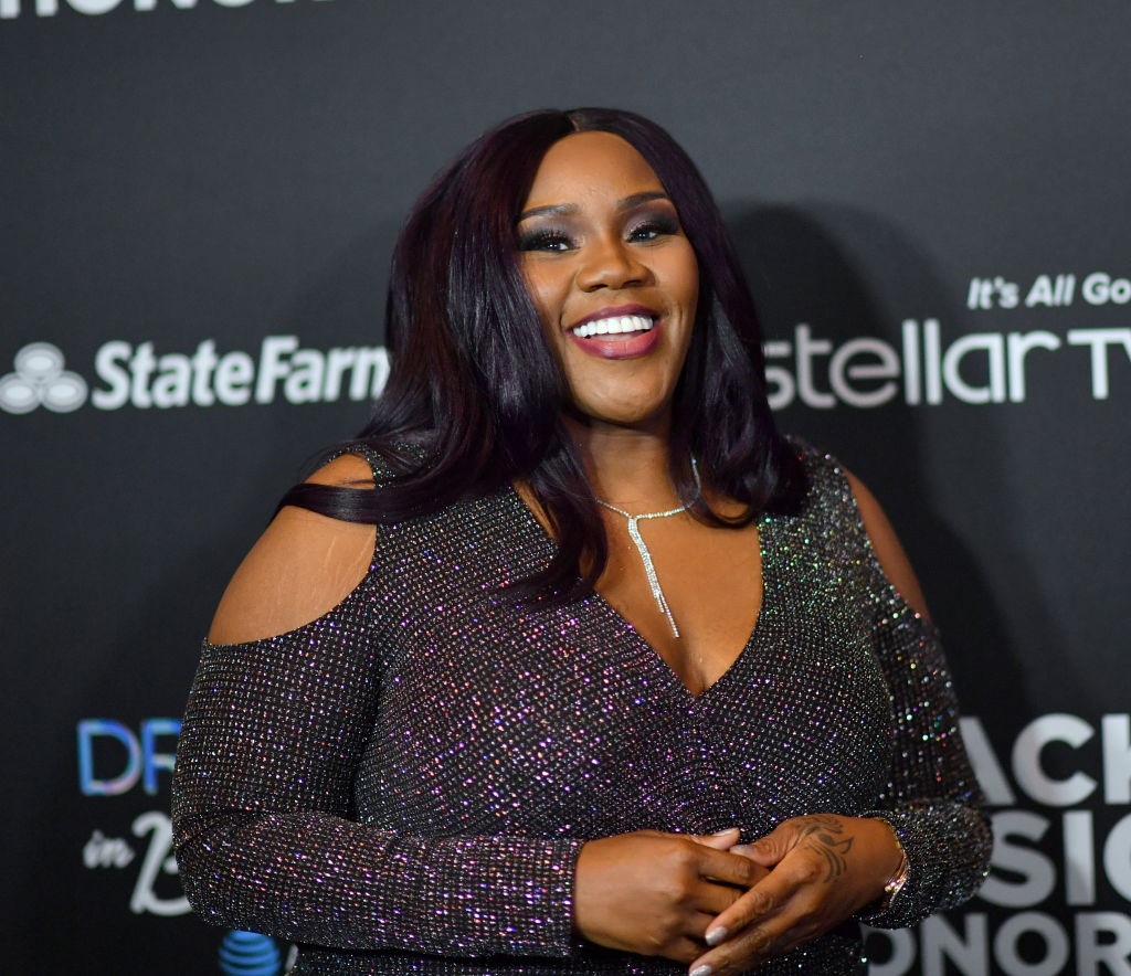 Kelly Price Breaks Silence on 'Disappearance,' Says COVID Nearly Killed Her