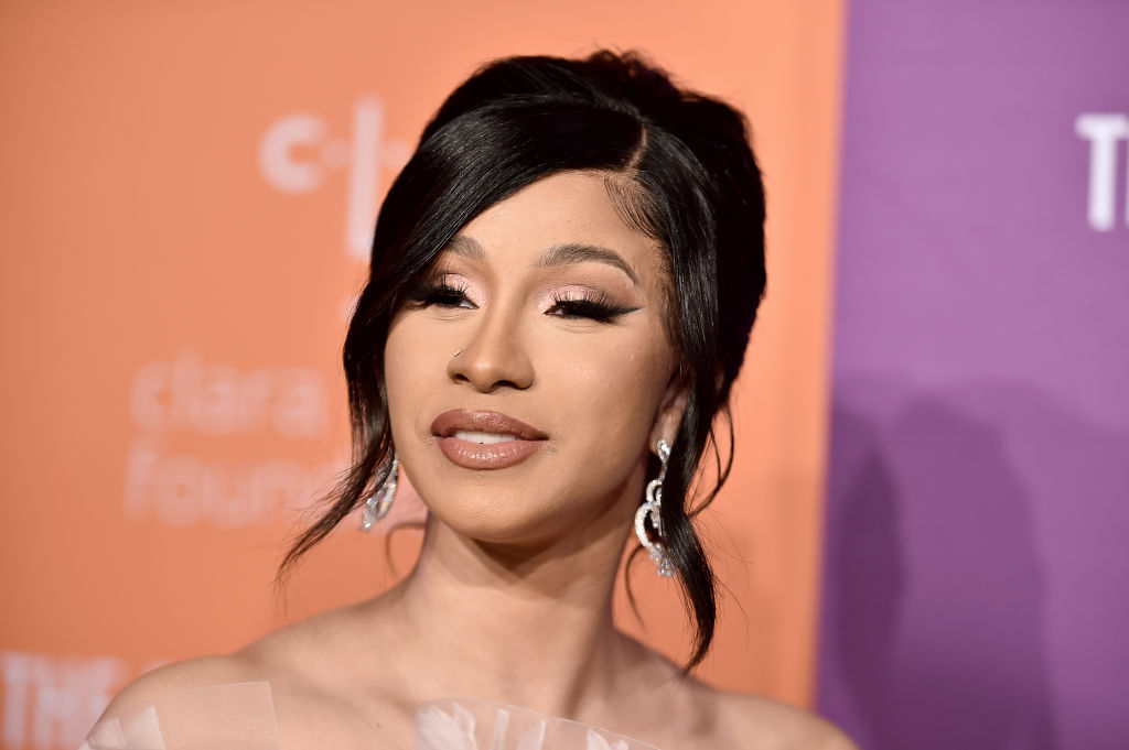 Rapper Cardi B to launch vodka-infused whipped cream