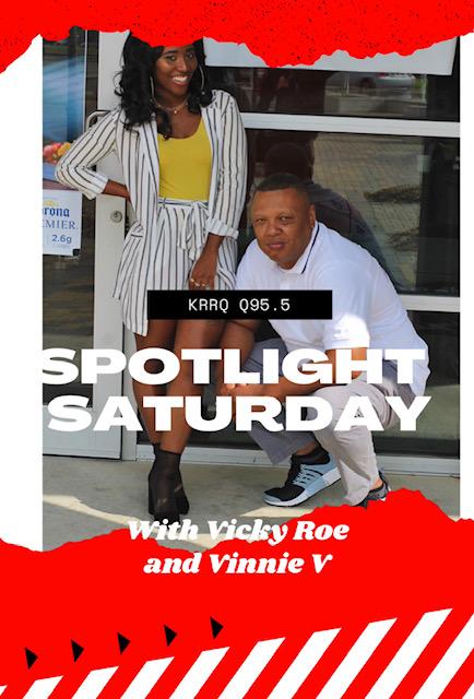 Spotlight Saturday: Candi at Cali Nails