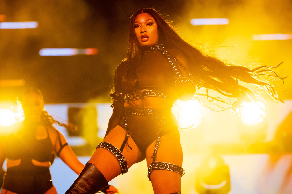 MEGAN THEE STALLION TO RELEASE 'SOMETHING FOR THEE HOTTIES' PROJECT THIS FRIDAY
