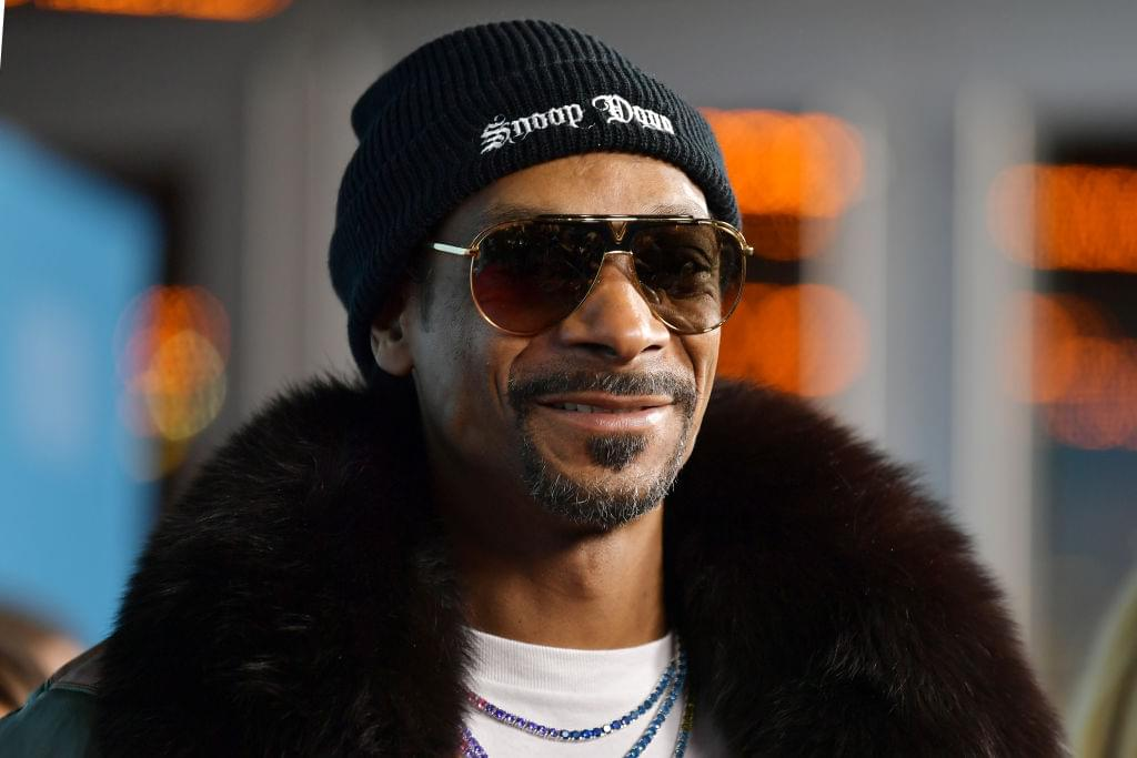 SNOOP DOGG REVEALS HOW HE & EMINEM SQUASHED THEIR BEEF