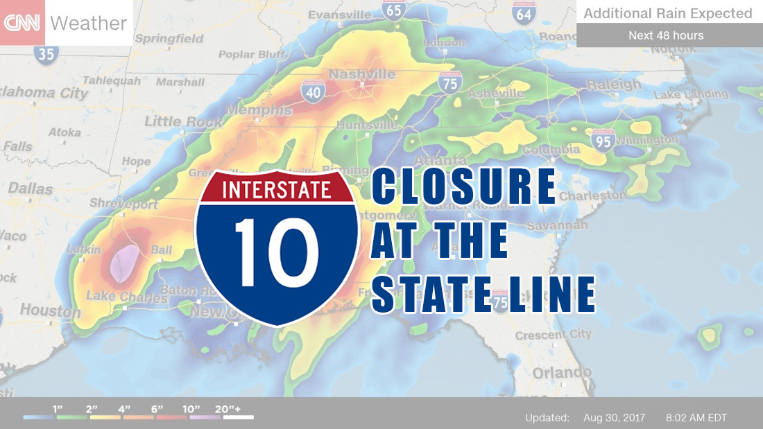 I-10 WB at the State Line is Closed | KSMB-FM Interstate Milepost Map on interstate 27 map, interstate 422 map, i-10 map, lincoln way map, interstate 4 map, interstate 20 map, texas map, interstate 70 map, interstate 421 map, highway 82 map, interstate 8 map, interstate 81 map, i-70 colorado road map, interstate 80 map, interstate 5 map, interstate 25 map, interstate 75 map, interstate i-10,
