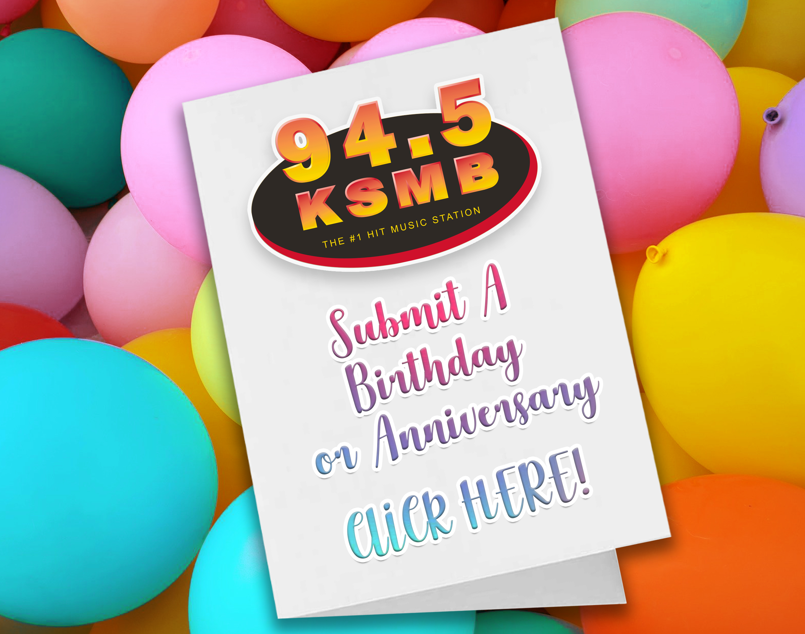 CLICK TO SUBMIT YOUR BIRTHDAY!