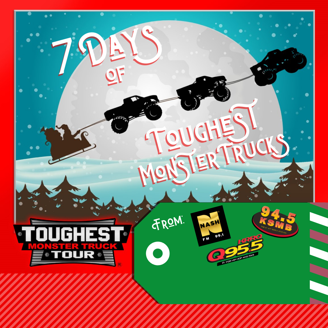 7 Days of Toughest Monster Trucks