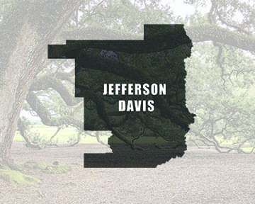 Jefferson Davis: A petition to rename the parish