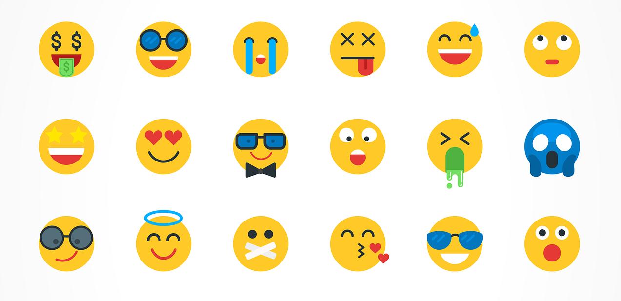 Over 200 New Emojis!
