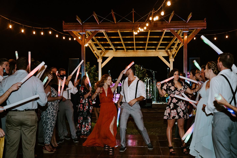 Covid Restrictions: No dancing at weddings!
