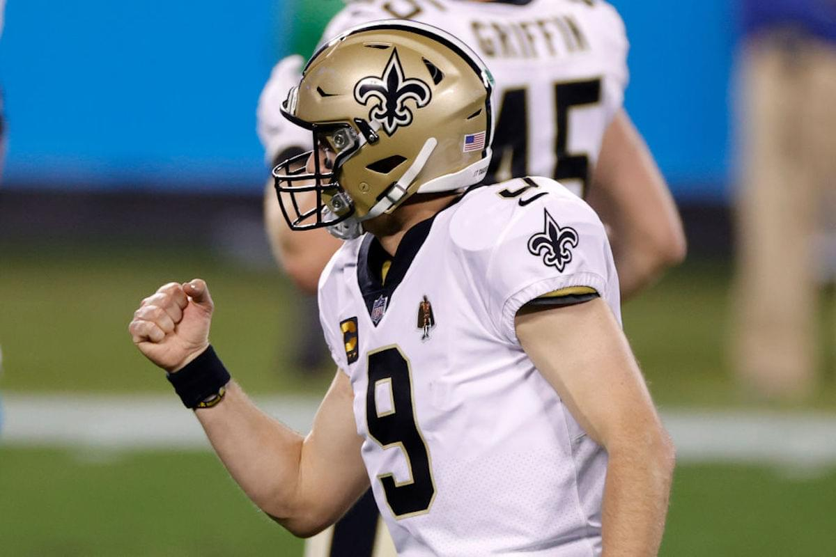 Brittany Brees Says Drew Played With Multiple Injuries This Season