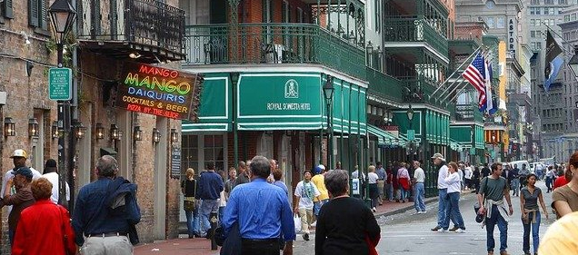 New Orleans – Reopening