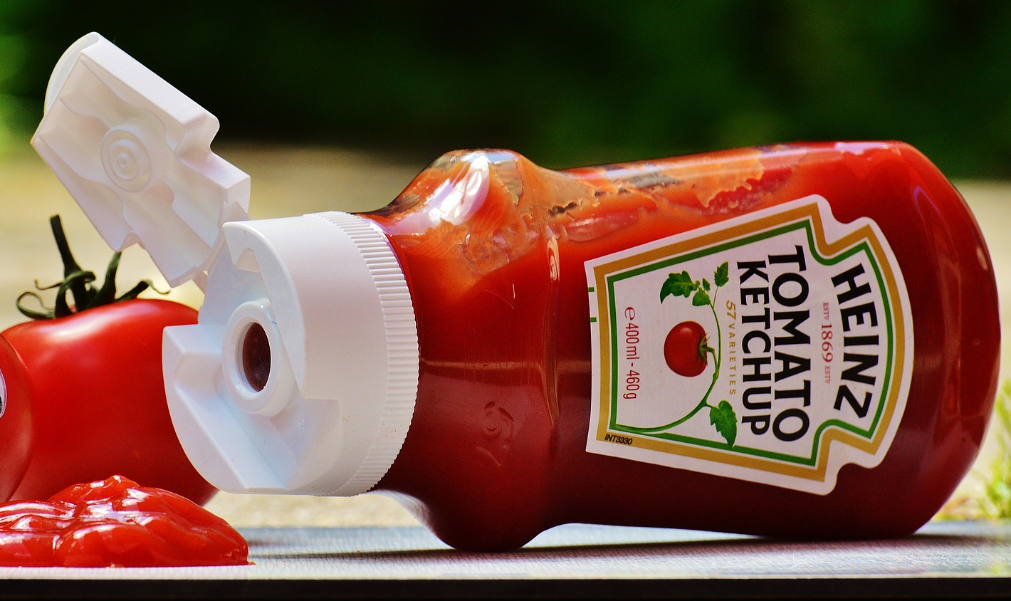 The nation is now facing a Ketchup shortage