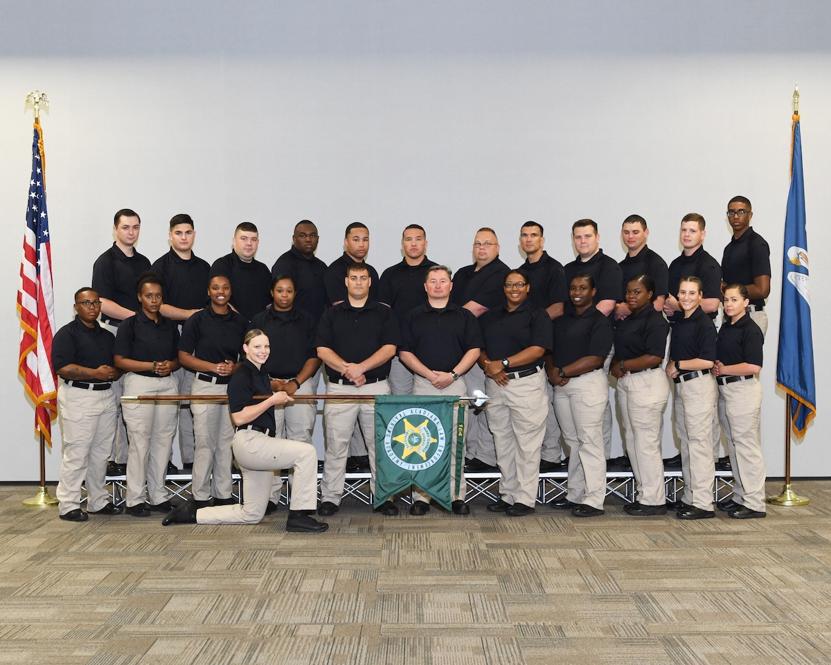 Congratulations To Graduates Of The Acadiana Law Enforcement Training Academy Class 164